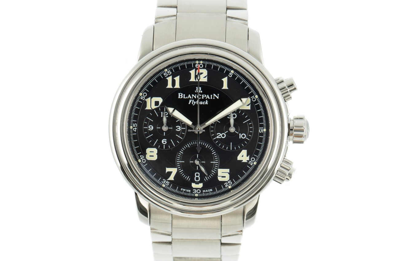 Blancpain Léman Fly-Back 2000 pre-owned
