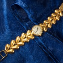 Universal Genève Очень хорошее Желтое золото 20mm Механические