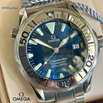 Omega Seamaster Diver 300 M 2263.80.00 Very good Steel 36,2mm Quartz
