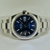 Rolex Datejust new 2021 Automatic Watch with original box and original papers 126300-0001