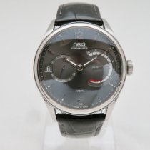 Oris Artelier Calibre 111 Steel 43mm Grey Arabic numerals United States of America, California, Sacramento