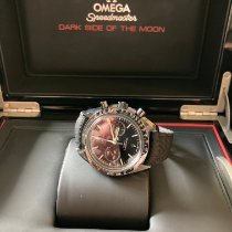 歐米茄 Speedmaster Professional Moonwatch 陶瓷 44mm 黑色 無數字 香港, Hong Kong
