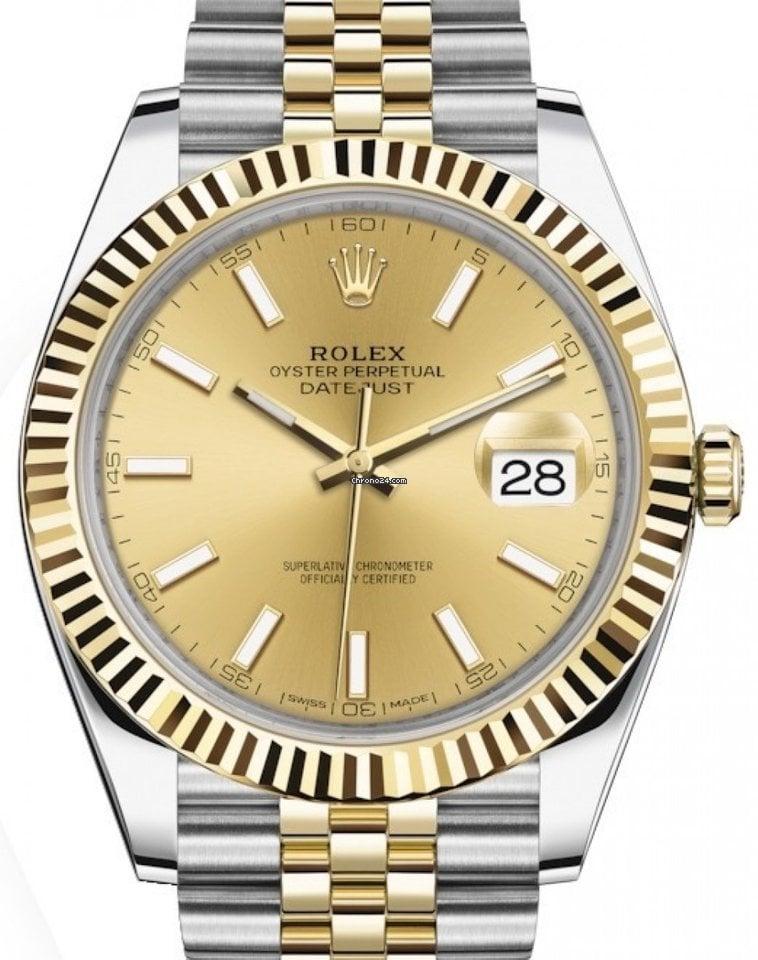 Rolex Datejust 126333-0010 2021 new