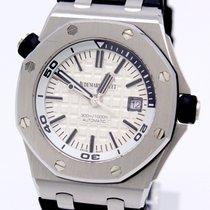 Audemars Piguet Royal Oak Offshore Diver Steel 42mm White