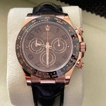 Rolex 116515ln Or rose 2011 Daytona 40mm nouveau