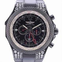 Breitling Bentley GMT Steel 51mm Black