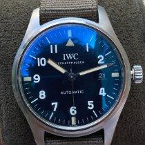 IWC Acier 40mm Remontage automatique IW327007 occasion