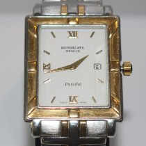Raymond Weil 9740-STG-00995 Gold/Steel Parsifal 32,6mm pre-owned