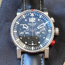 Hanhart Steel 44mm Automatic 740.220-0020 new United States of America, Florida, Naples