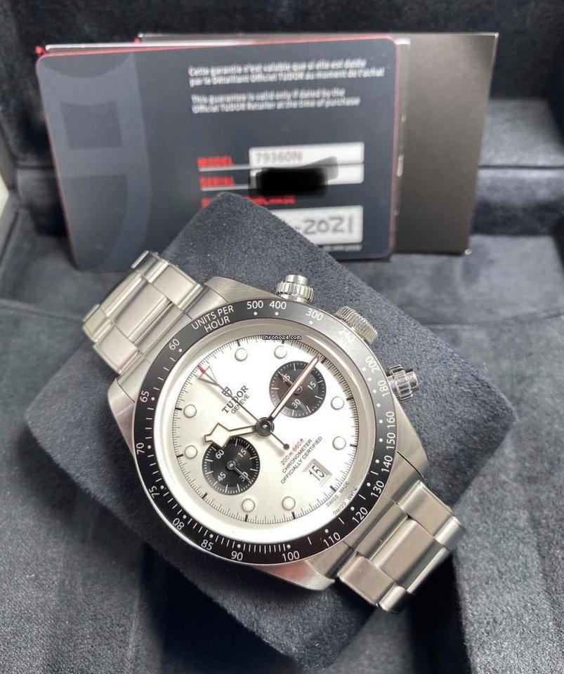 Tudor Black Bay Chrono 79360N-0002 2021 new