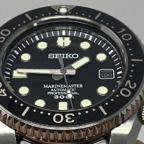 Seiko Marinemaster Steel 44mm Black No numerals United States of America, Nevada, LAS VEGAS
