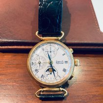Auguste Reymond Yellow gold 37mm Automatic 5010 pre-owned