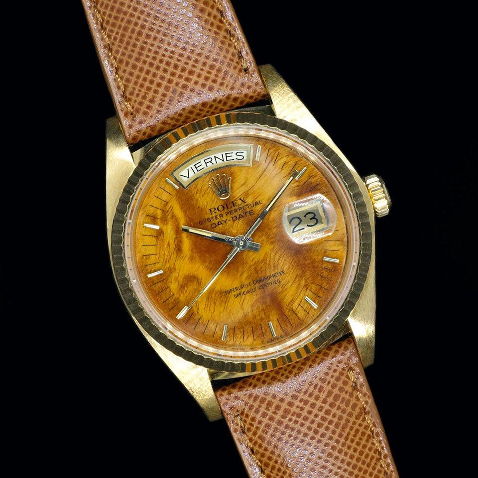 Rolex Day-Date 36 18038 1982 подержанные