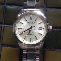 Seiko Ananta Aço 40.5mm Branco Sem números