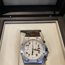 Audemars Piguet Royal Oak Offshore Chronograph Steel 42mm White Arabic numerals Malaysia, Simpang Ampat