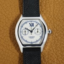 Cartier Hvidguld 34mm Manuelt 2396 brugt