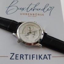Jaeger-LeCoultre Master Geographic Stahl 38mm Silber Deutschland, Buxtehude