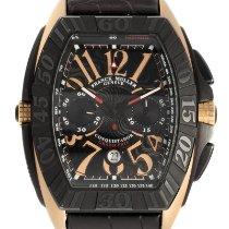 Franck Muller Conquistador GPG Titanium 49.5mm Black