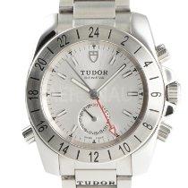 Tudor Sport Aeronaut Steel 40mm Silver