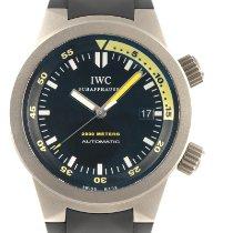 IWC Aquatimer Automatic 2000 Tytan 42mm Czarny