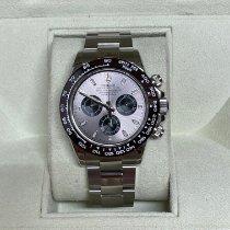 Rolex Daytona Steel 40mm Grey No numerals