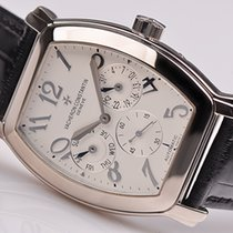 Vacheron Constantin White gold Automatic Silver pre-owned Royal Eagle