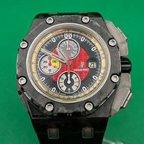 Audemars Piguet Royal Oak Offshore Grand Prix 26290IO.OO.A001VE.01 Very good Carbon 44mm Automatic Malaysia