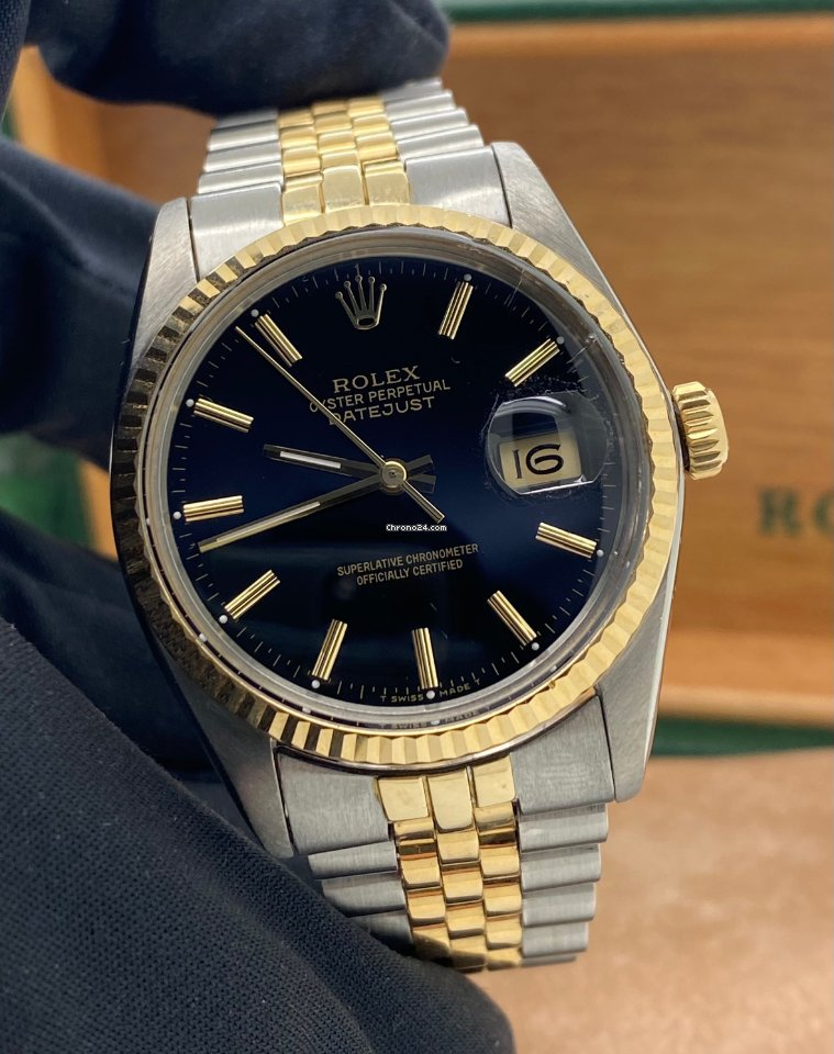 Rolex Datejust 16013 1984 pre-owned