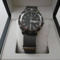 Certina new Automatic Only Original Parts 43mm Steel Sapphire crystal