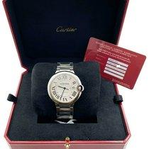 Cartier Ballon Bleu new Automatic Watch with original box and original papers