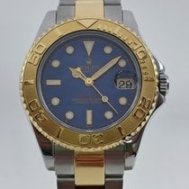 Rolex 168623 Goud/Staal Yacht-Master 35mm tweedehands