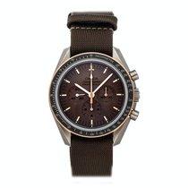 Omega Titanium Handopwind Grijs 42mm tweedehands Speedmaster Professional Moonwatch