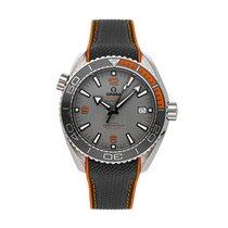 Omega Titanium Automatic Grey No numerals 43mm Seamaster Planet Ocean
