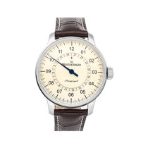 Meistersinger Perigraph AM1003 Steel 43mm Automatic