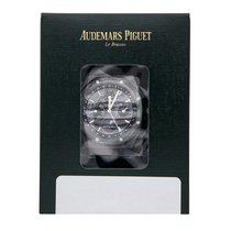 Audemars Piguet Керамика Автоподзавод Cерый Без цифр 41mm подержанные Royal Oak Perpetual Calendar