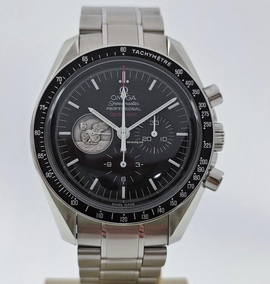 Omega Speedmaster Professional Moonwatch 311.30.42.30.01.002 2009 usados