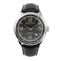 Armand Nicolet Steel 42mm Automatic A840HAA-NS-P140NR2 new