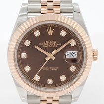 Rolex Rose gold 41mm Automatic 126331G new