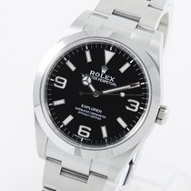 Rolex Steel 39mm Automatic 214270 new