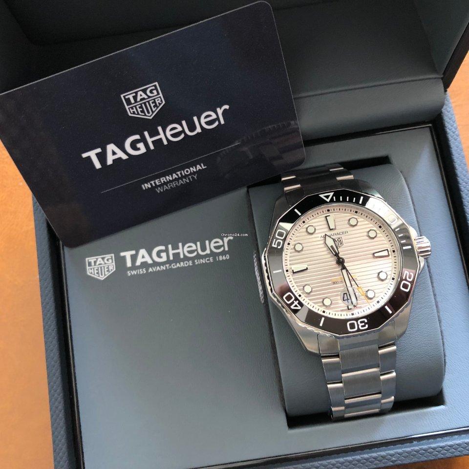 TAG Heuer Aquaracer 300M WBP201C.BA0632 2021 neu