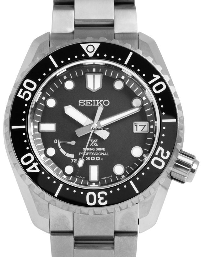 Seiko Prospex SNR029J1 2021 подержанные