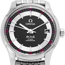 Omega De Ville Hour Vision Çelik 41mm