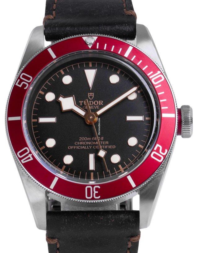 Tudor Black Bay 79230R 2020 pre-owned