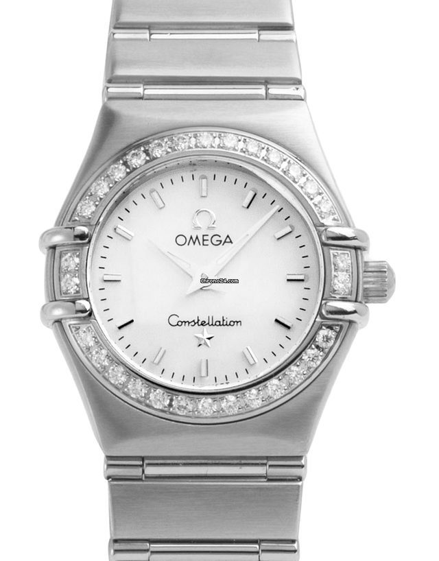 Omega Constellation Ladies 1466.71.00 2008 pre-owned