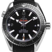 Omega Seamaster Planet Ocean Сталь 42mm