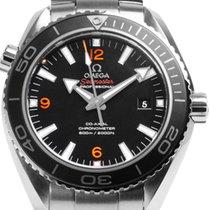 Omega Seamaster Planet Ocean Сталь 45.5mm