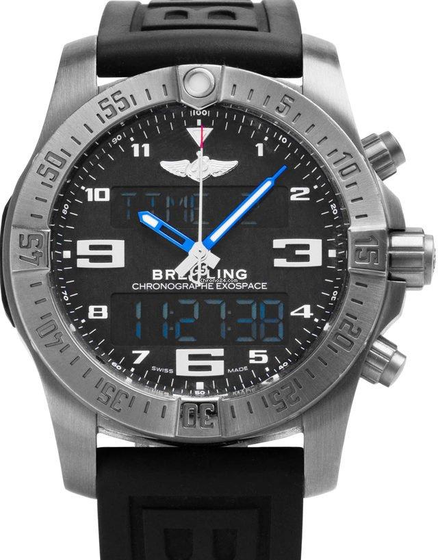 Breitling Exospace B55 Connected EB5510H21B1E1 2020 подержанные