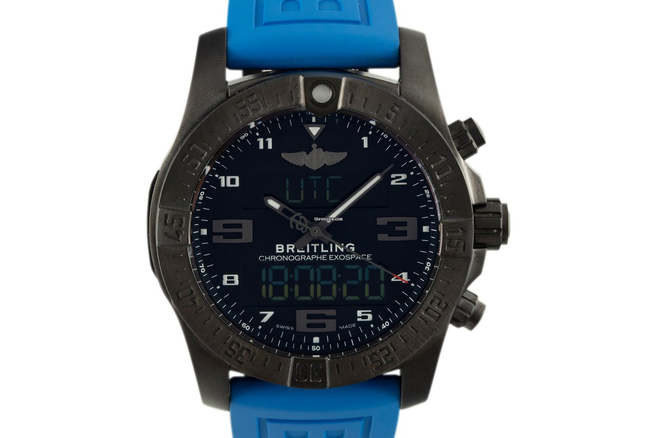 Breitling Exospace B55 Connected VB5510 2016 pre-owned