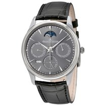 Jaeger-LeCoultre Master Ultra Thin Perpetual White gold 39mm No numerals United States of America, New Jersey, Upper Saddle River