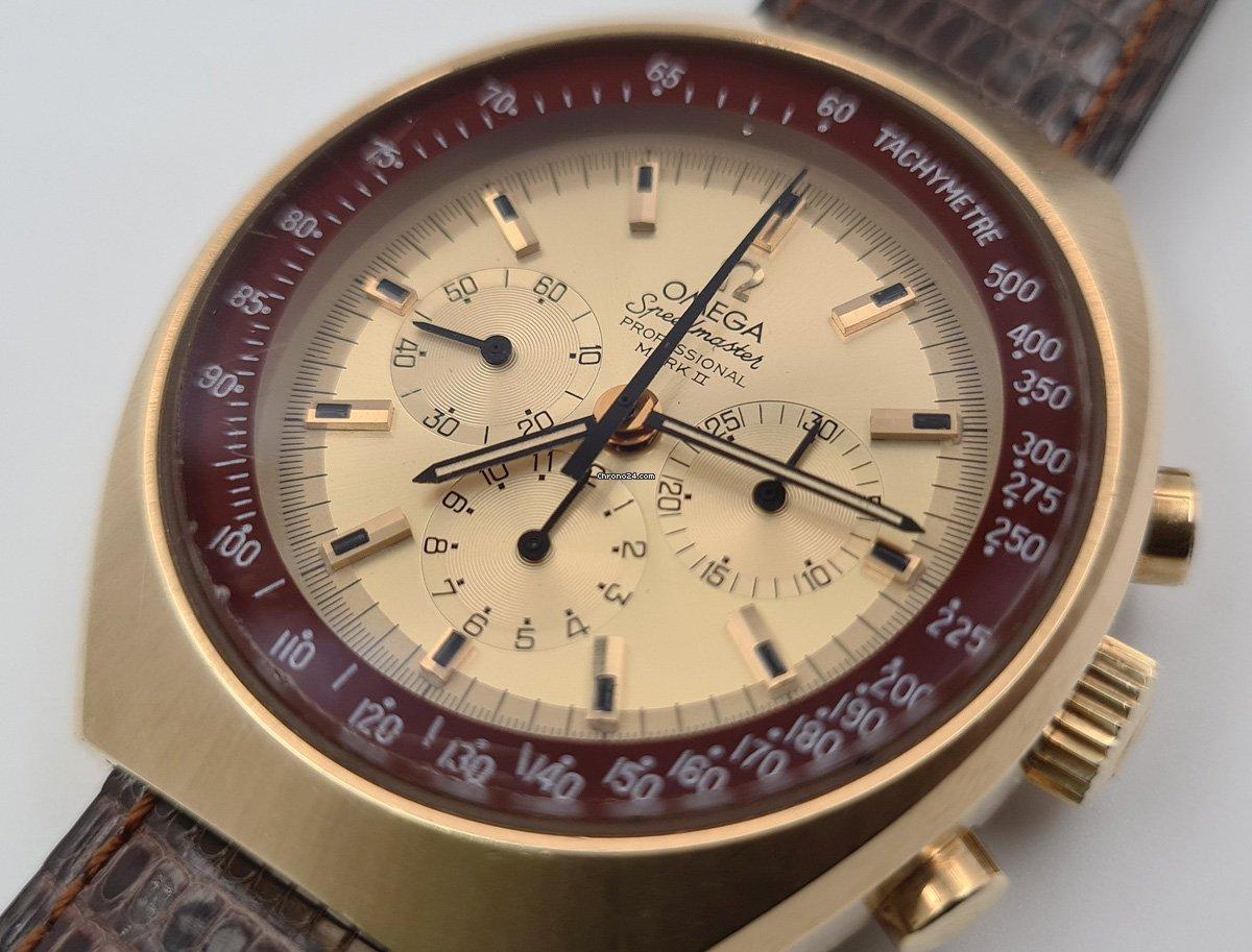 Omega Speedmaster Mark II 145.034 1970 usados